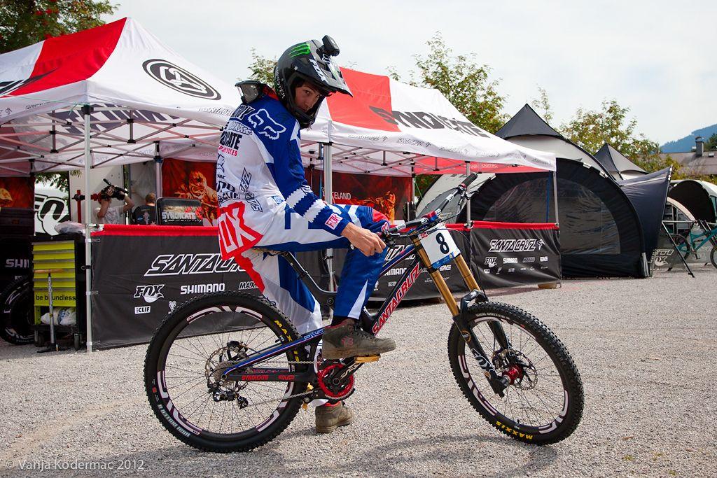 Leogang Custom Worlds Bikes Uci World Championships 2012