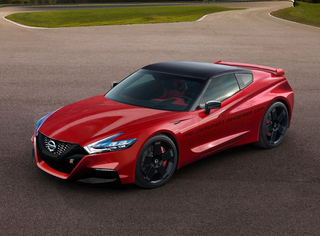 Nissan GTR R36 by Antoine51.deviantart.com on @deviantART ...