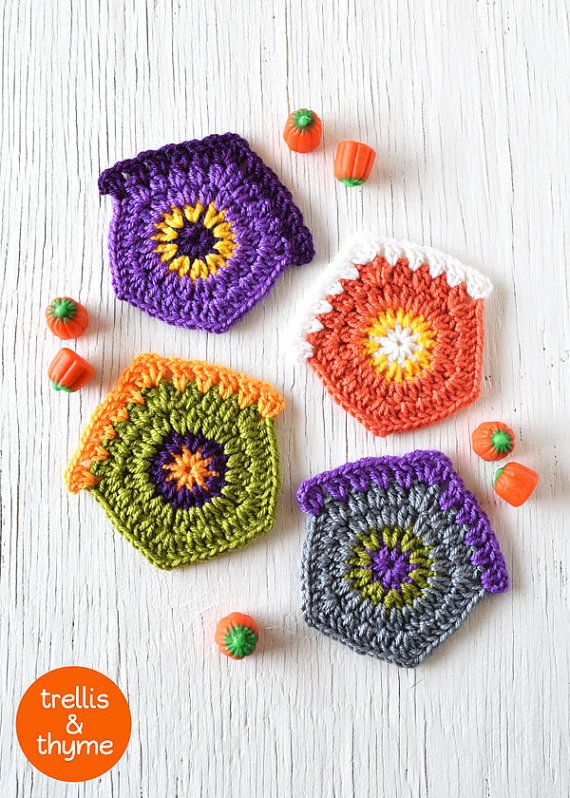 PDF Pattern - Finch Cottage Crochet Pattern, Birdhouse Crochet ...