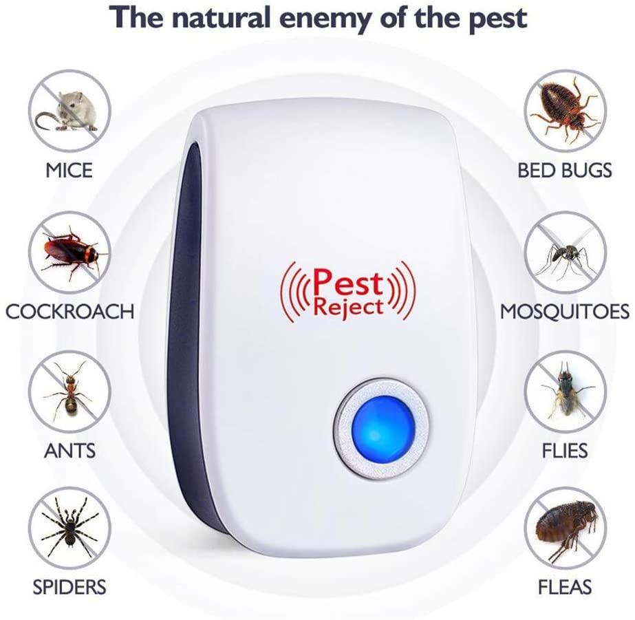 Pin On Ultrasonic Pest Repeller
