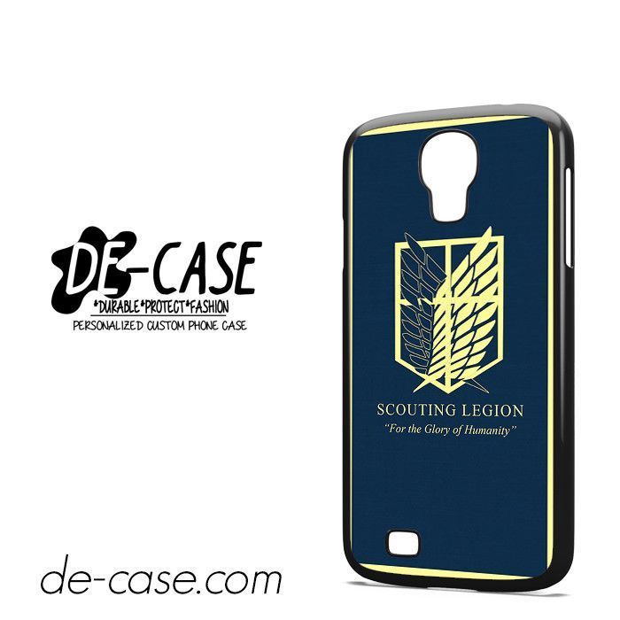 Attack On Titan Scounting Legion DEAL-1106 Samsung Phonecase Cover For Samsung Galaxy S4 / S4 Mini
