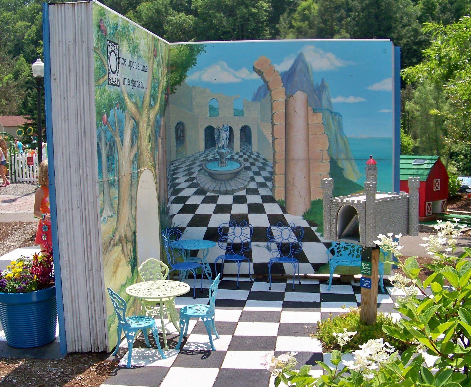 Alice In Wonderland Props | Gallery Of Alice In Wonderland Garden Decor