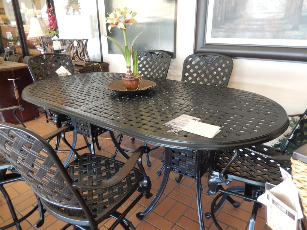 Good Summer Classics In Stock At Home Interiors Cedar Falls Iowa Wrought Iron  Table And Chairs