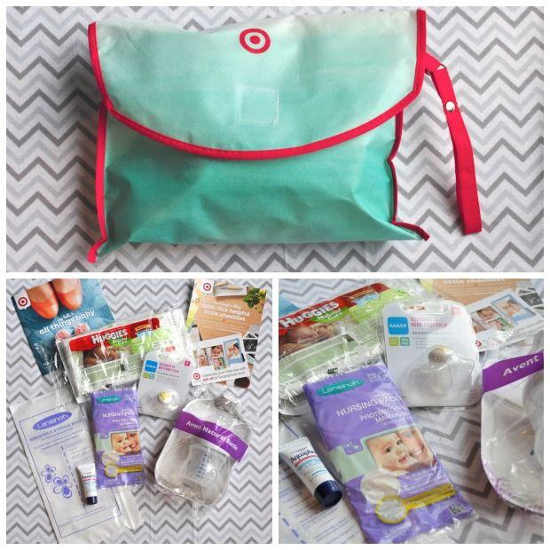FREE Baby Gift Bag at Target   Free baby gifts, Baby gift ...