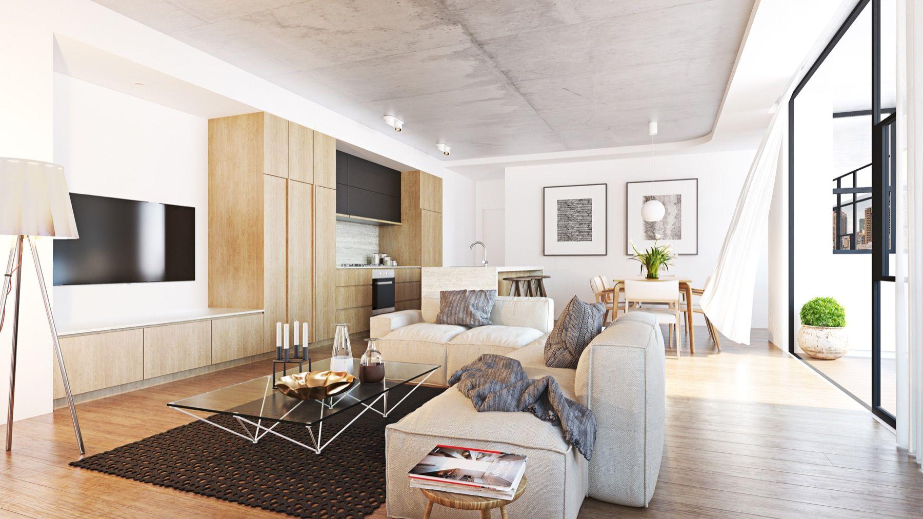 Binyan studios architectural visualisation