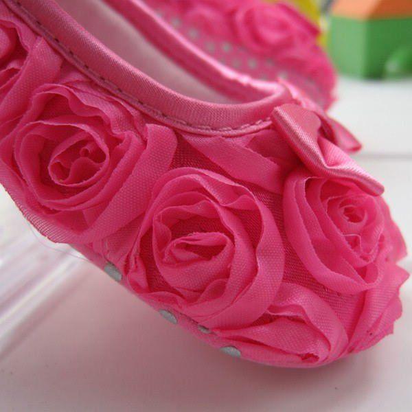 Flower girl shoes but lighter