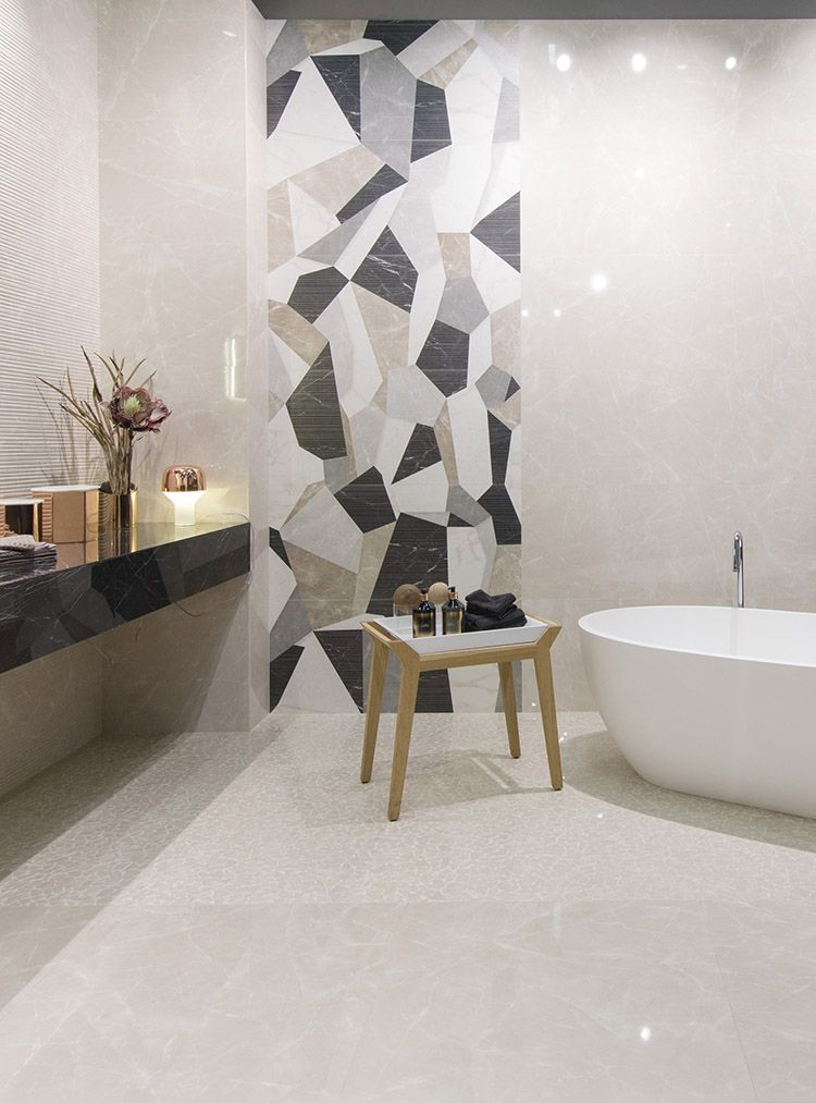 Piastrelle effetto terrazzo trend cersaie 2017 interior ceramica roma diamond fap