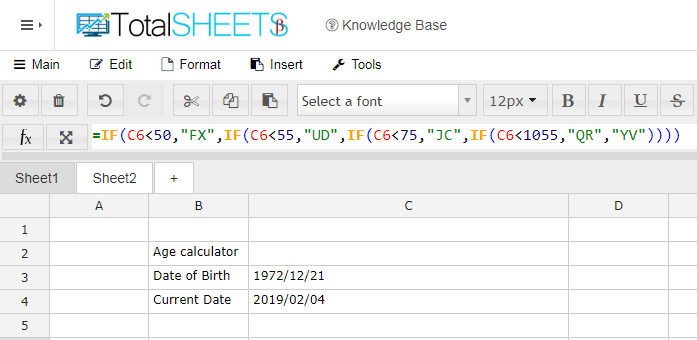 IF function in detail  Check our website  #spreadsheets