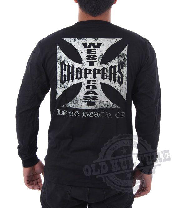 West Coast Choppers Biker T-Shirt