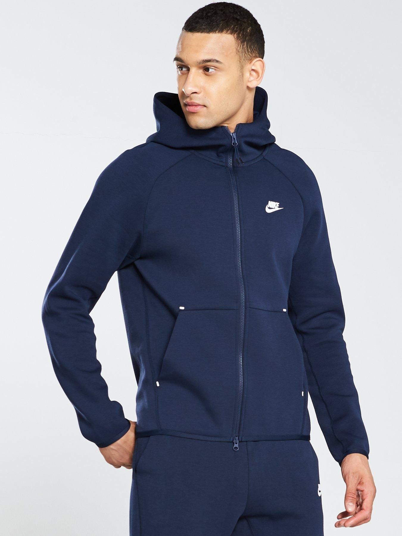 Tech Fleece Blue