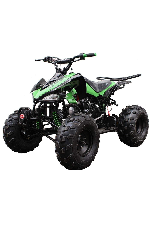 ATV-J023 Coolster ATV-3125C-2 125cc Sports ATV with Semi