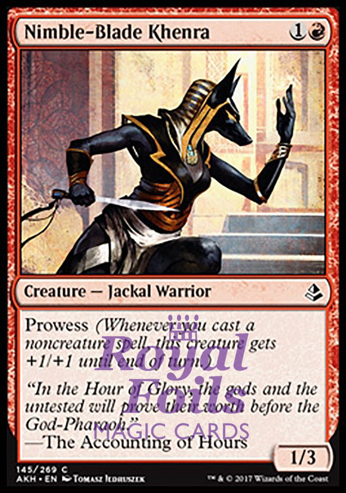 Guilds of Ravnica MTG Magic - 4x Inspiring Unicorn x4 NM//M U