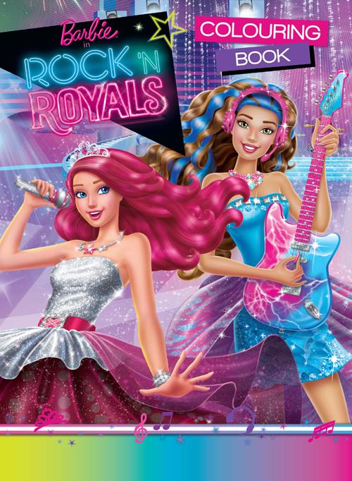 Buy Your Barbie Rock N Royals Merchandise Here Barbie Movies Barbie Cartoon Barbie Princess