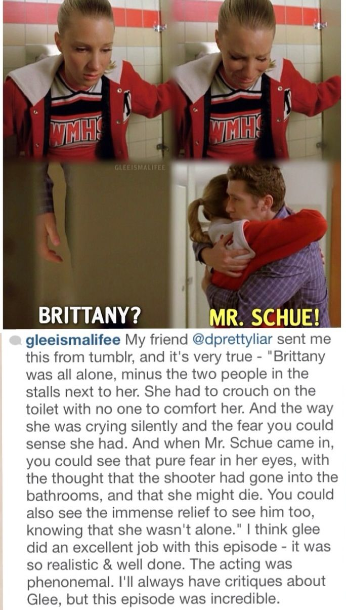 "Such a moving episode (""Shooting Star"") 