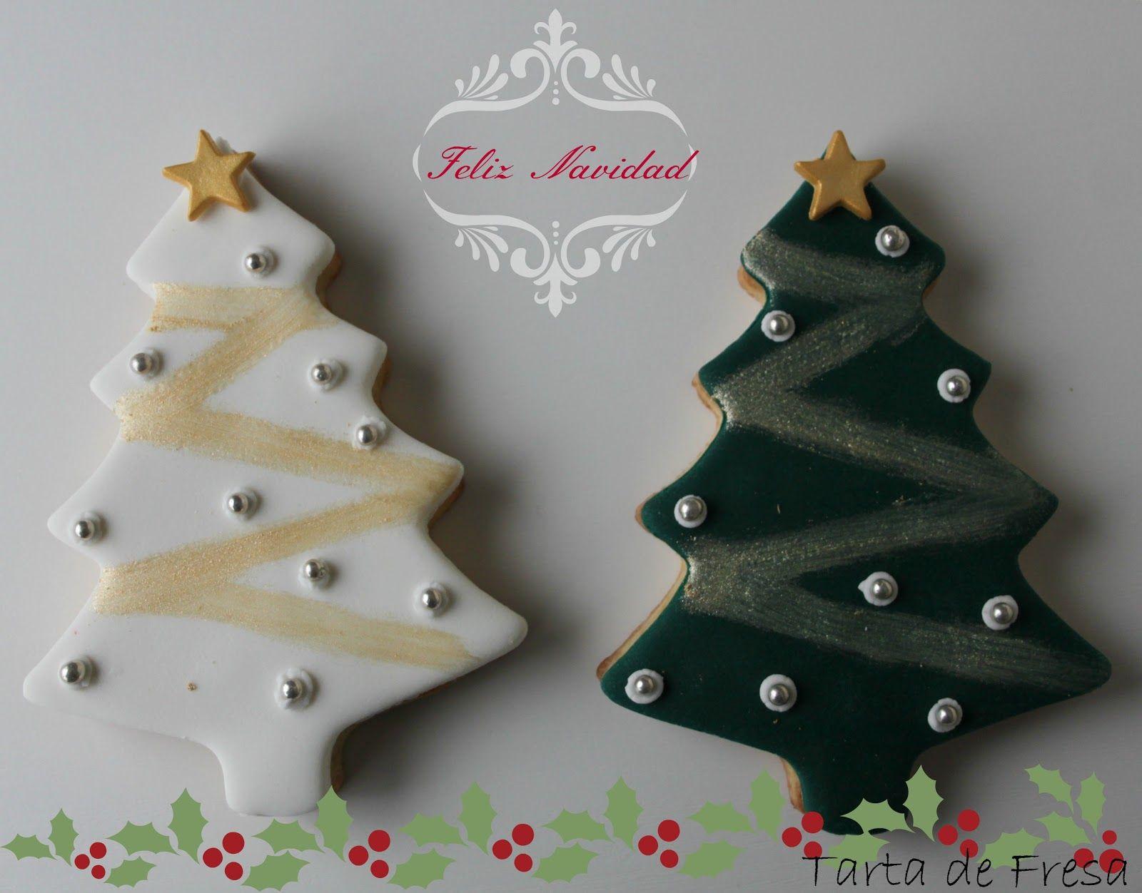 La Cocina de Tarta de Fresa: Christmas cookies- Galletas de Navidad ...