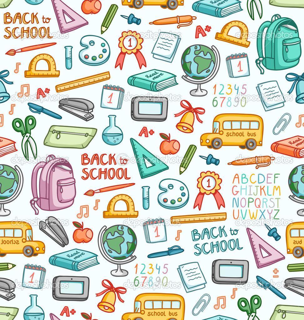 Шаблоны печати, Школа, Школьные идеи