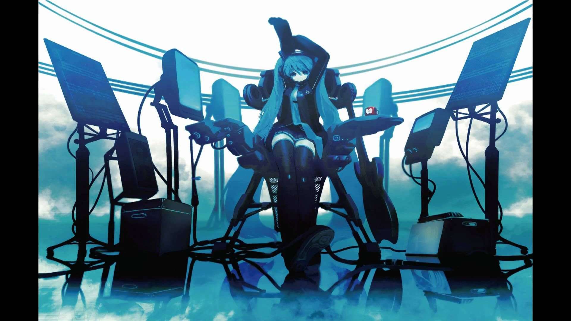 Miku Hatsune  - Nebula (Trance) [HaruP]