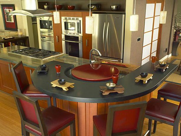 Best Asian Chic Kitchen This Asian Inspired Kitchen Is Earth 400 x 300