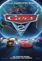 Cars 2 Una Nueva Aventura Sobre Ruedas Cars 2 Movie Movies Disney Cars Birthday