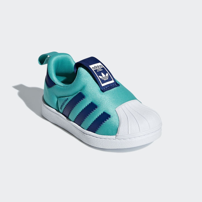 Superstar 360 Shoes in 2019 | Superstars shoes, Adidas baby