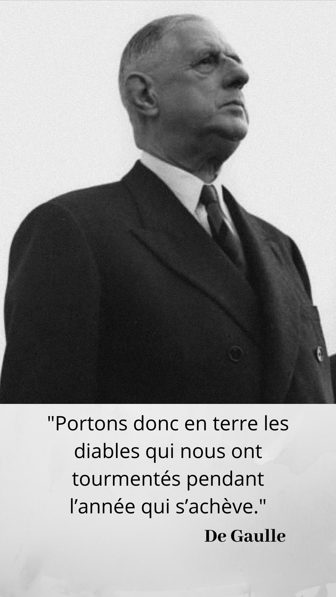 Pour De Gaulle Il Faut Que La Defense De La France Soit Francaise Souverainete Oblige Citation De Gaulle Citations Intelligentes Citation Politique