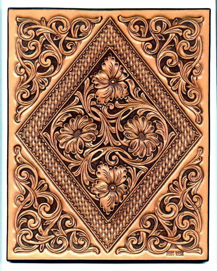 Tooling patterns sheridan pinterest