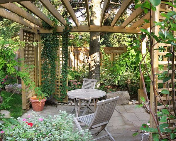 Attractive patio backyard decor garden backyard patio decorating ideas