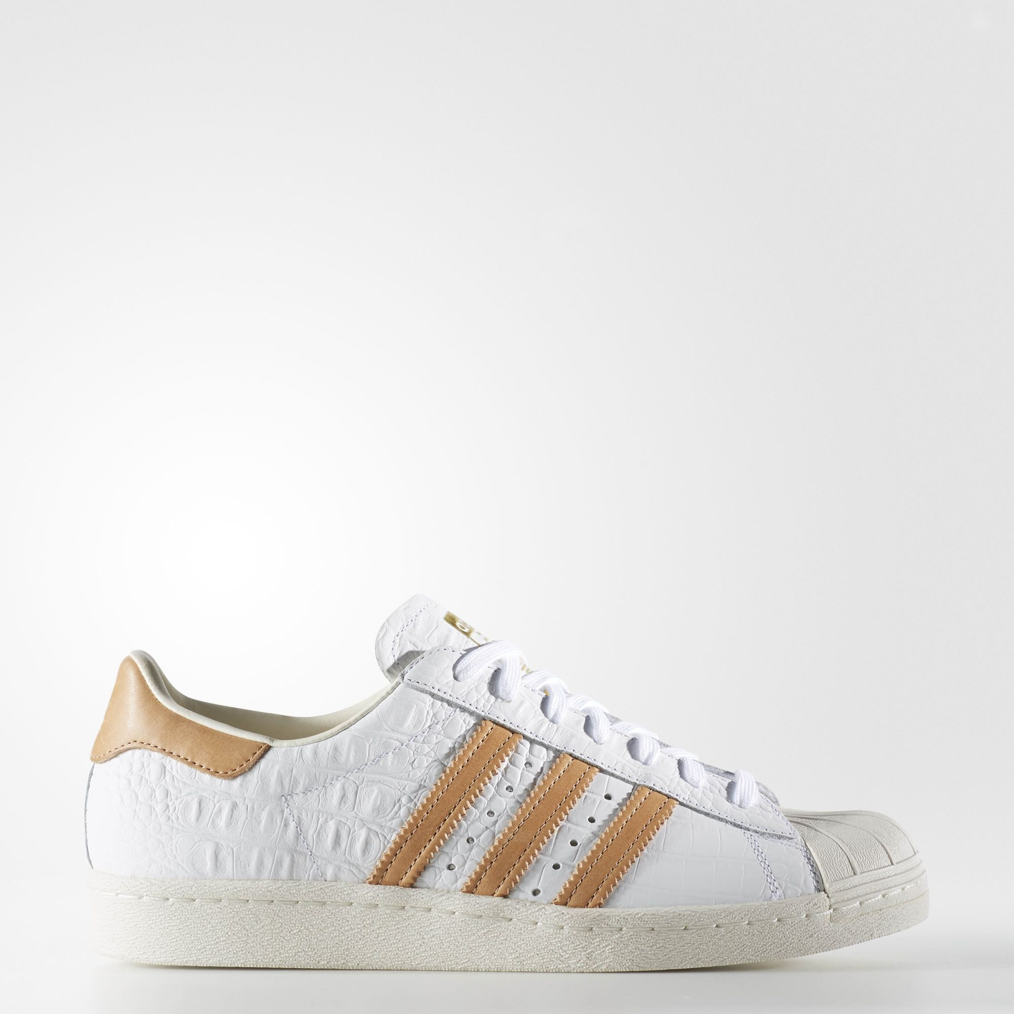 Chaussures Adidas Superstar blanches Fashion enfant D9kG7Jc9LV