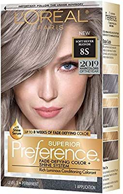 L Oreal Paris Hair Color Superior Preference Fade Defying Plus