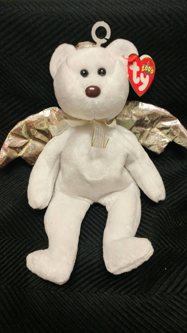 TY Beanie Baby Halo II 223576076e8