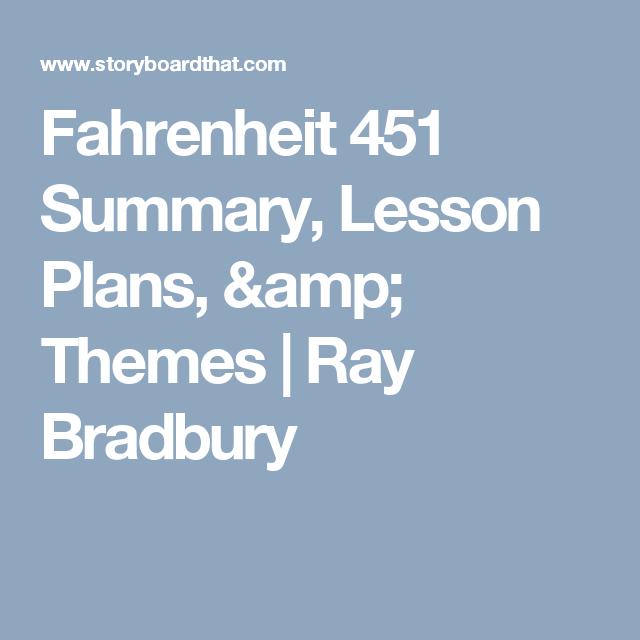 ray bradbury themes