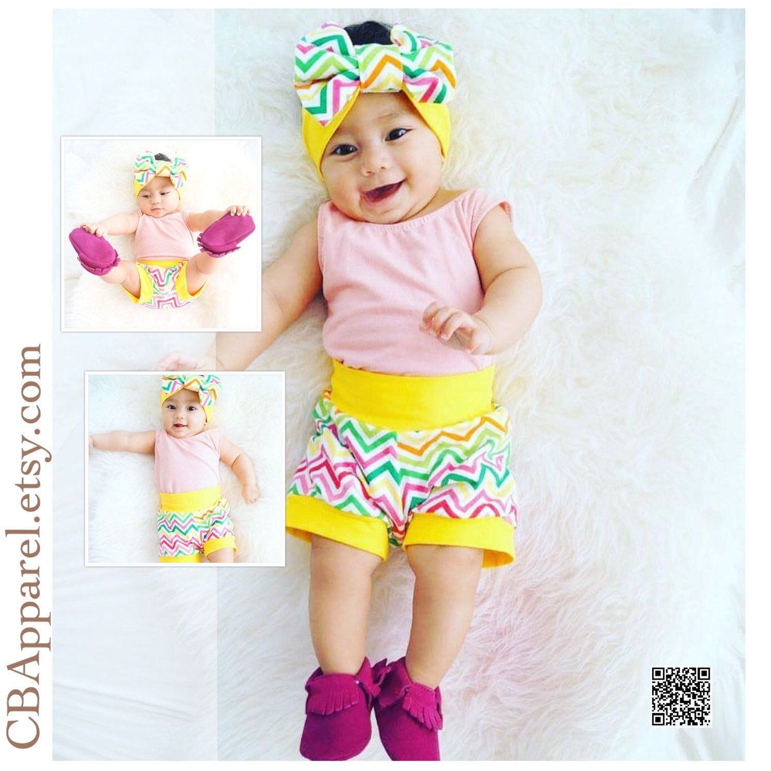 This shorties set is perfect for your littles spring/summer wardrobe! ☀️ only 2 left!!