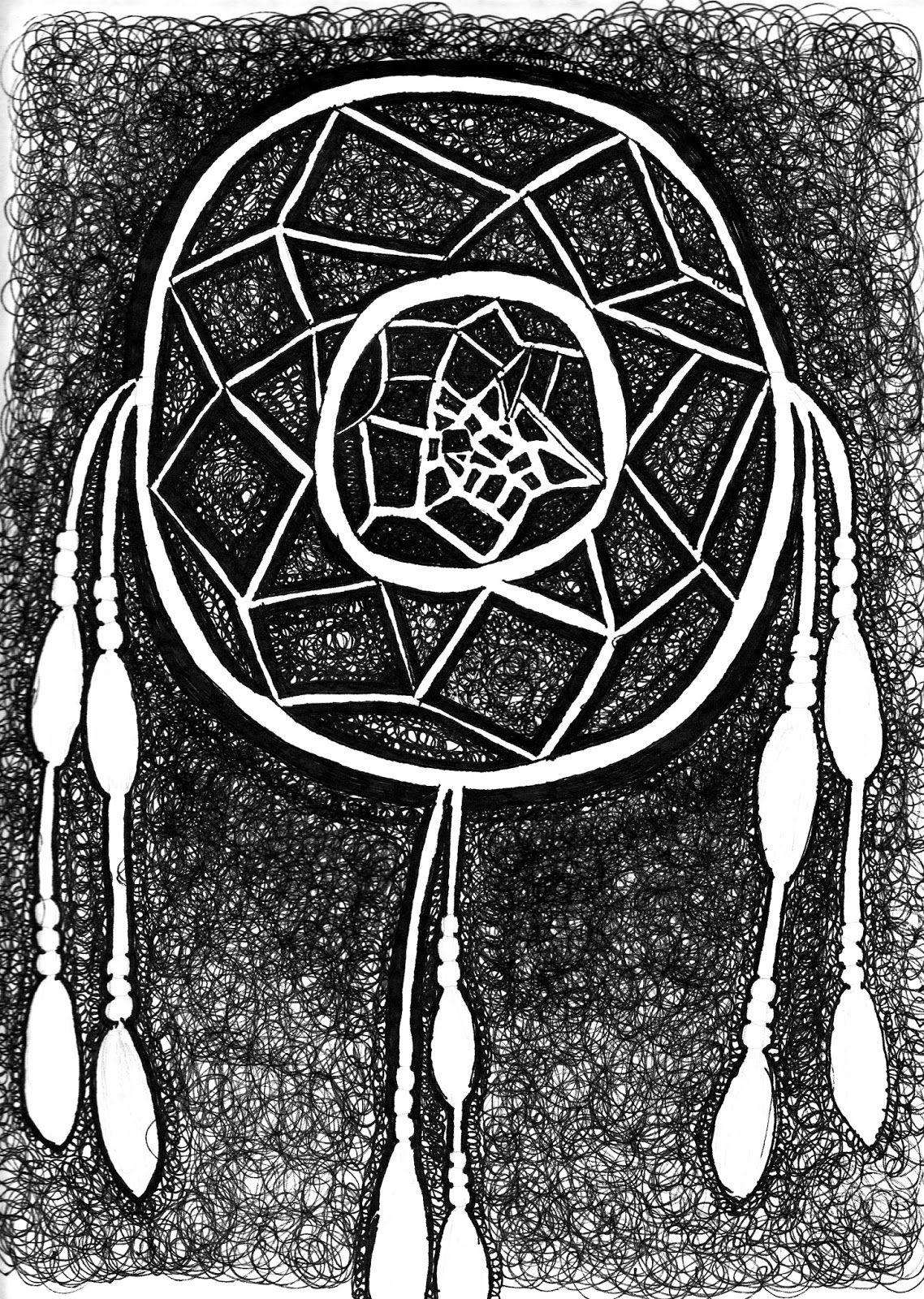 Art Education Blog Negative Space Drawings