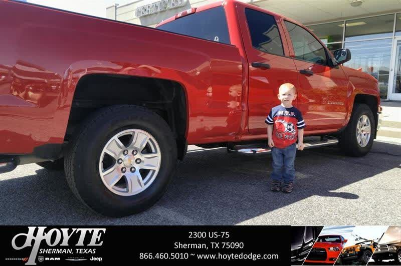 Hoyte Dodge RAM Chrysler Jeep Customer Review Nick did a