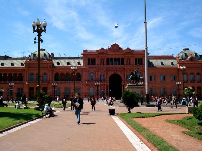 MOCHILÃO ARGENTINA