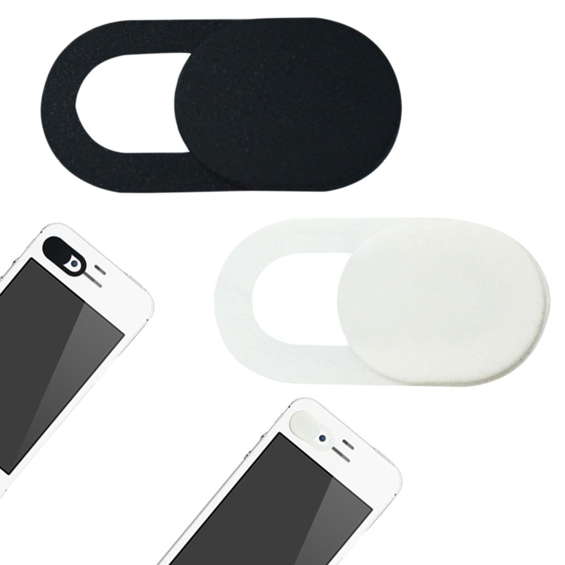Cover Camera Shutter Lens Privacy Sticker For Phone Laptop iPad Mac Tablet