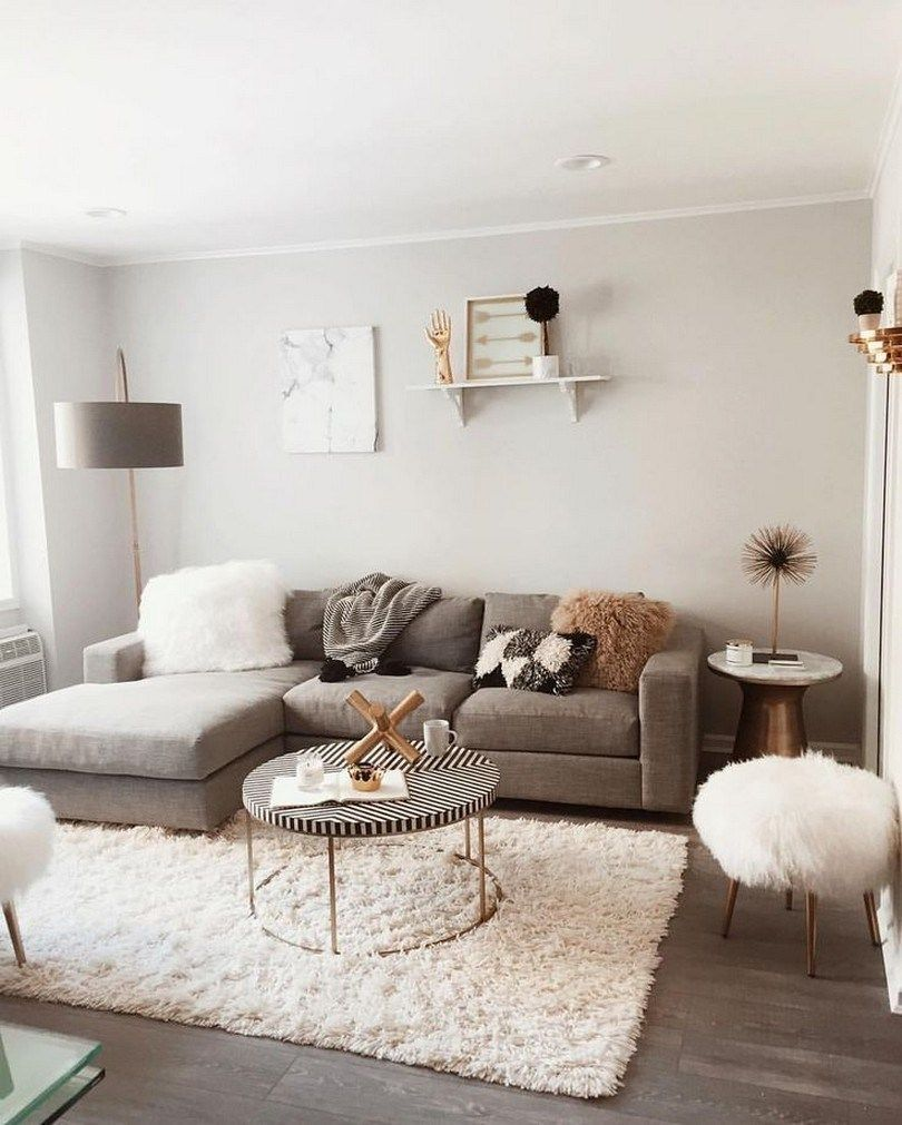 32 Perfect Small Living Room Ideas For Apartment In 2020 Mo
