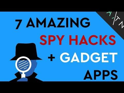 7 Android SPY Hacks and Gadget Apps YouTube App, Spy