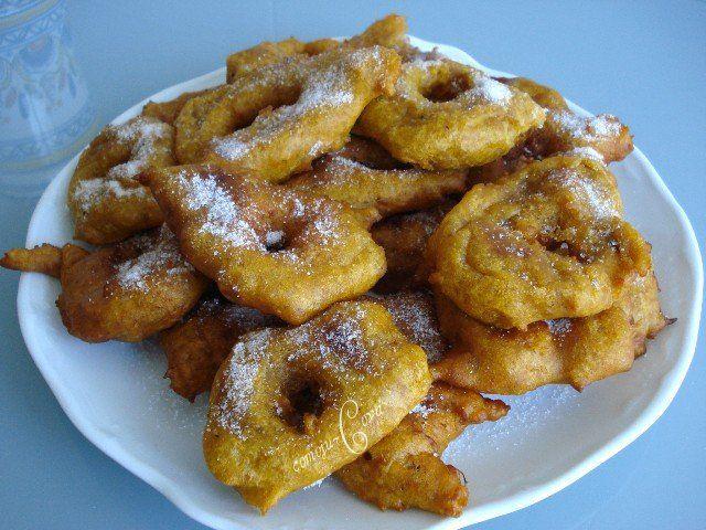 Comoju: Buñuelos de Calabaza (Bunyols de Carabassa)
