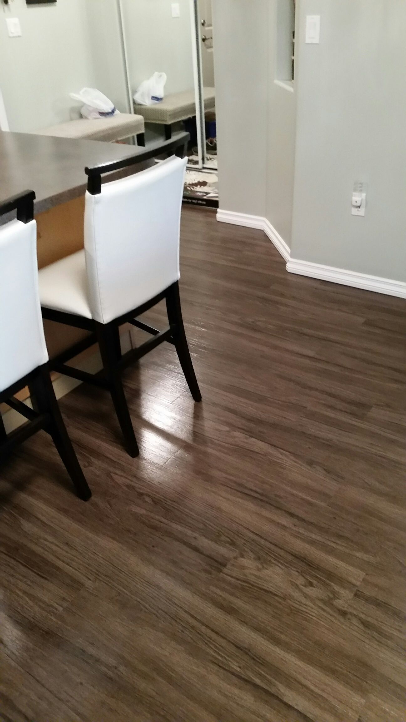 Drop Amp Done Luxury Vinyl Plank In The Tennessee Bluegrass