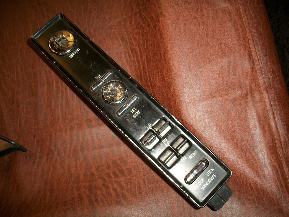 1992 1999 Buick Lesabre Driver Memory Power Seat Window Switch 25544806 Oem 2 Buick Lesabre Buick Oem