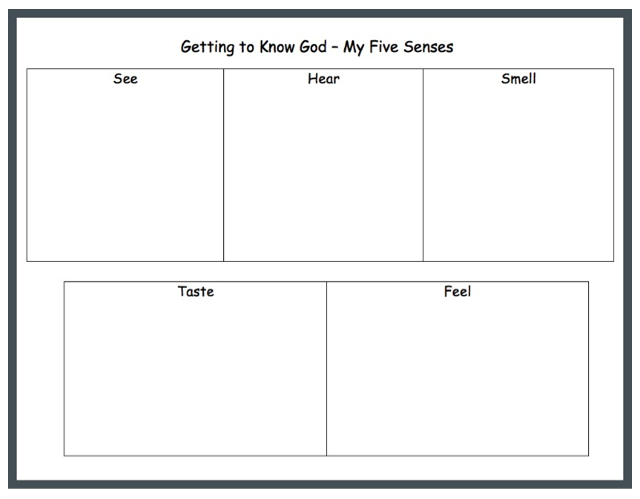 directions 1 print out the worksheet then read and talk about getting to know god by john. Black Bedroom Furniture Sets. Home Design Ideas