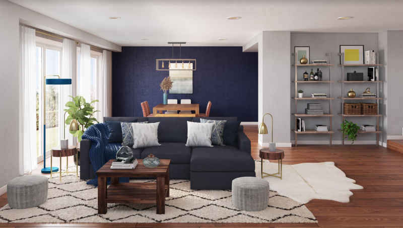 5 Living Room Paint Color Ideas To Refresh Your Space In 2020