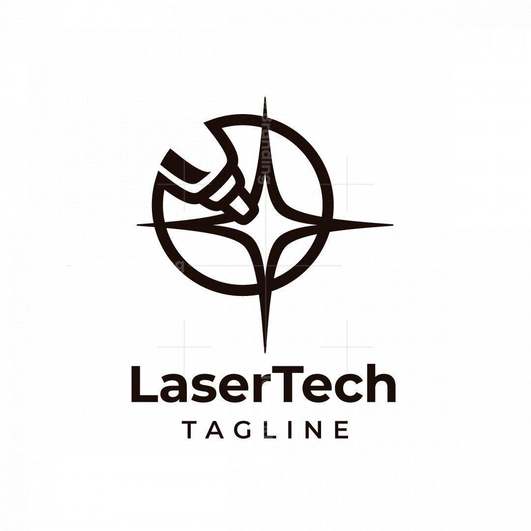 Laser Tech Logo Welding Logo Tech Logos Logos