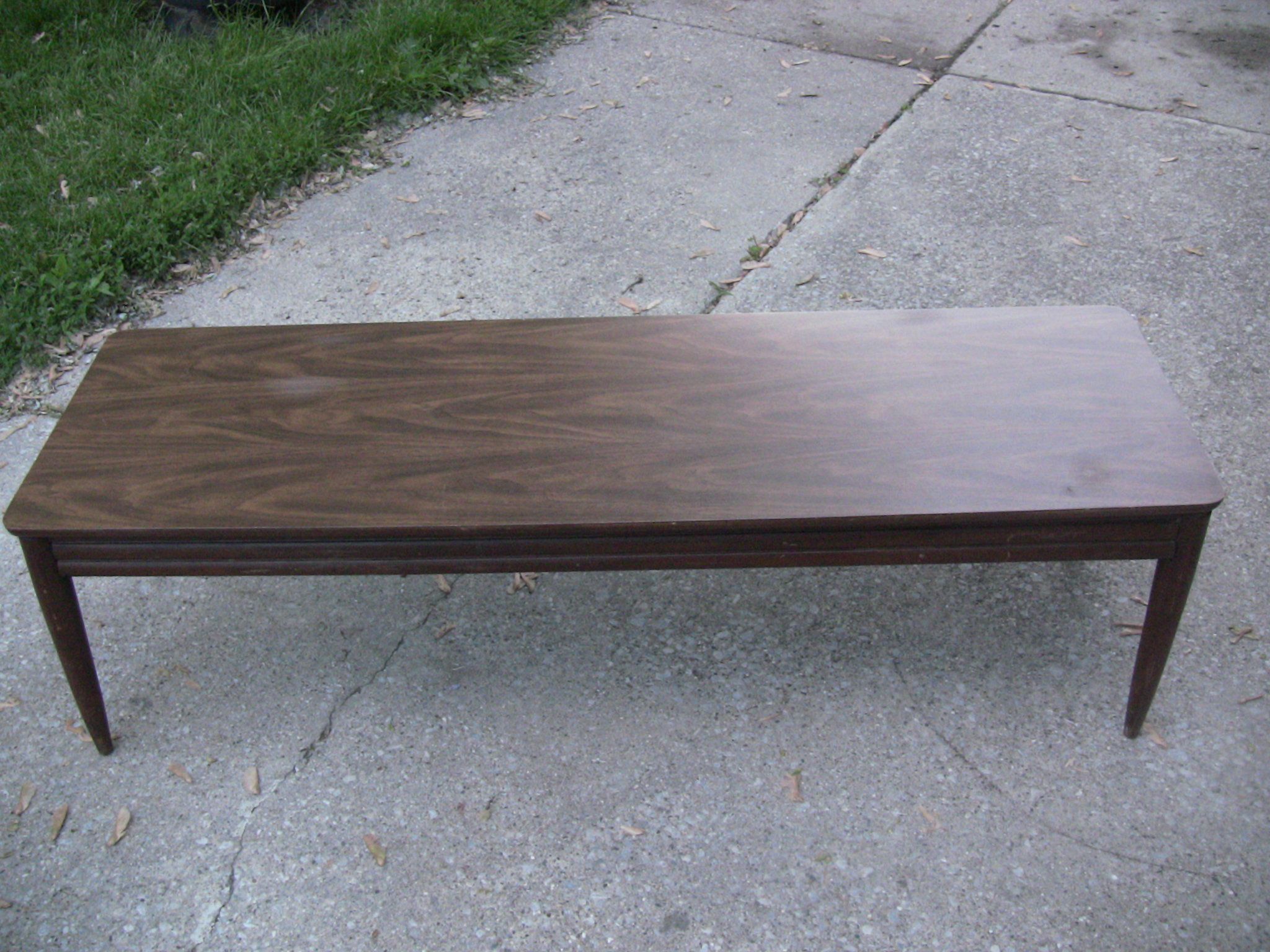Vintage Mid Century Long Low Coffee Table Walnut Wood Formica Etsy Walnut Wood Coffee Tables Low Coffee Table Walnut Coffee Table [ 1536 x 2048 Pixel ]