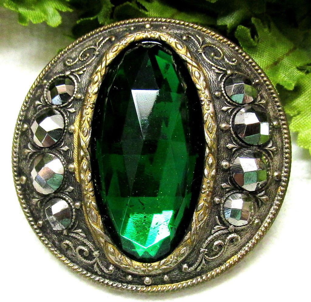 mm crystal diamond kitchen giant glass jewel emerald com amazon green faceted home dp cut