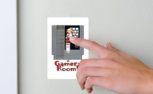 Nintendo Mario Brothers Light Switch Cover Mario Brothers Switch Plate Cover Wall Plate Cover Gamers Room Dec Light Switch Covers Plates On Wall Switch Plate Covers