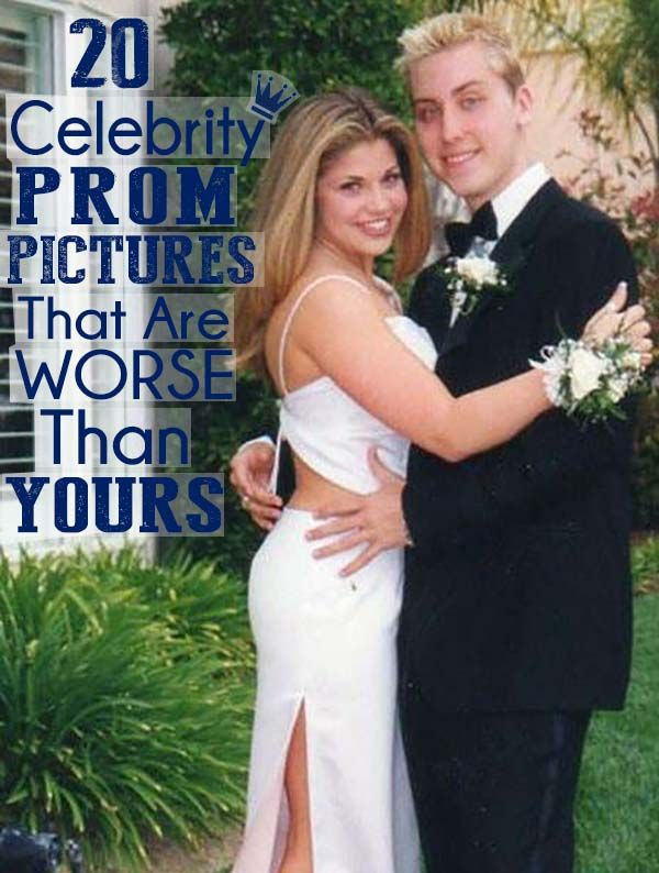 Lindsay Lohan's Prom | Awkward Celebrity Prom Photos ...