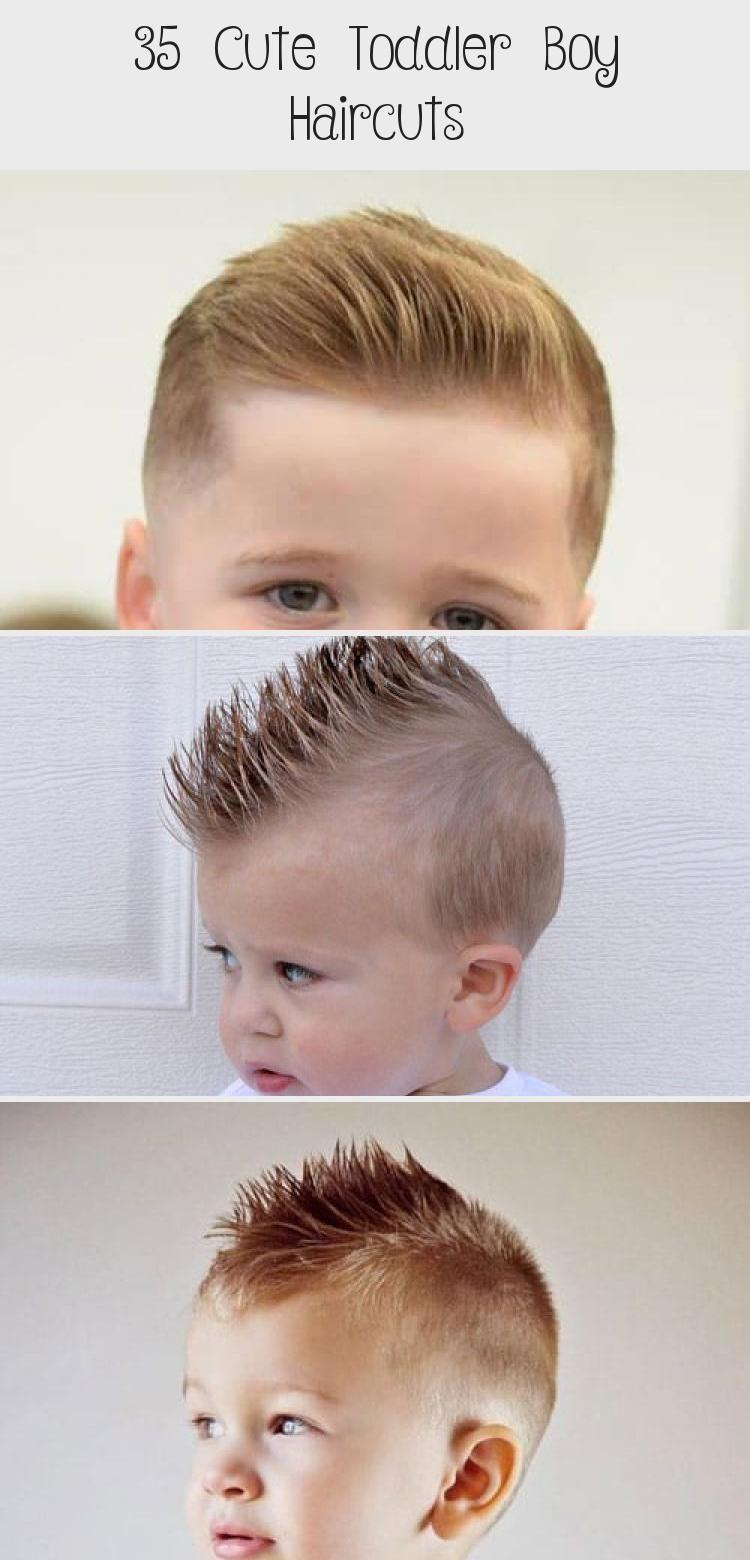 35 Süße Kleinkind Jungen Haarschnitte - BABY - 35 Süße