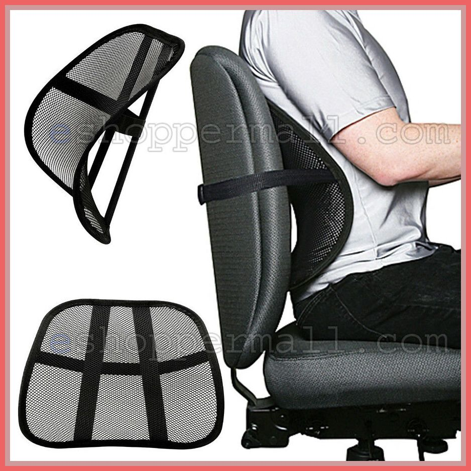 34 Reference Of Office Chair Back Support Cushion In 2020 Office Chair Back Support Office Chair Chair